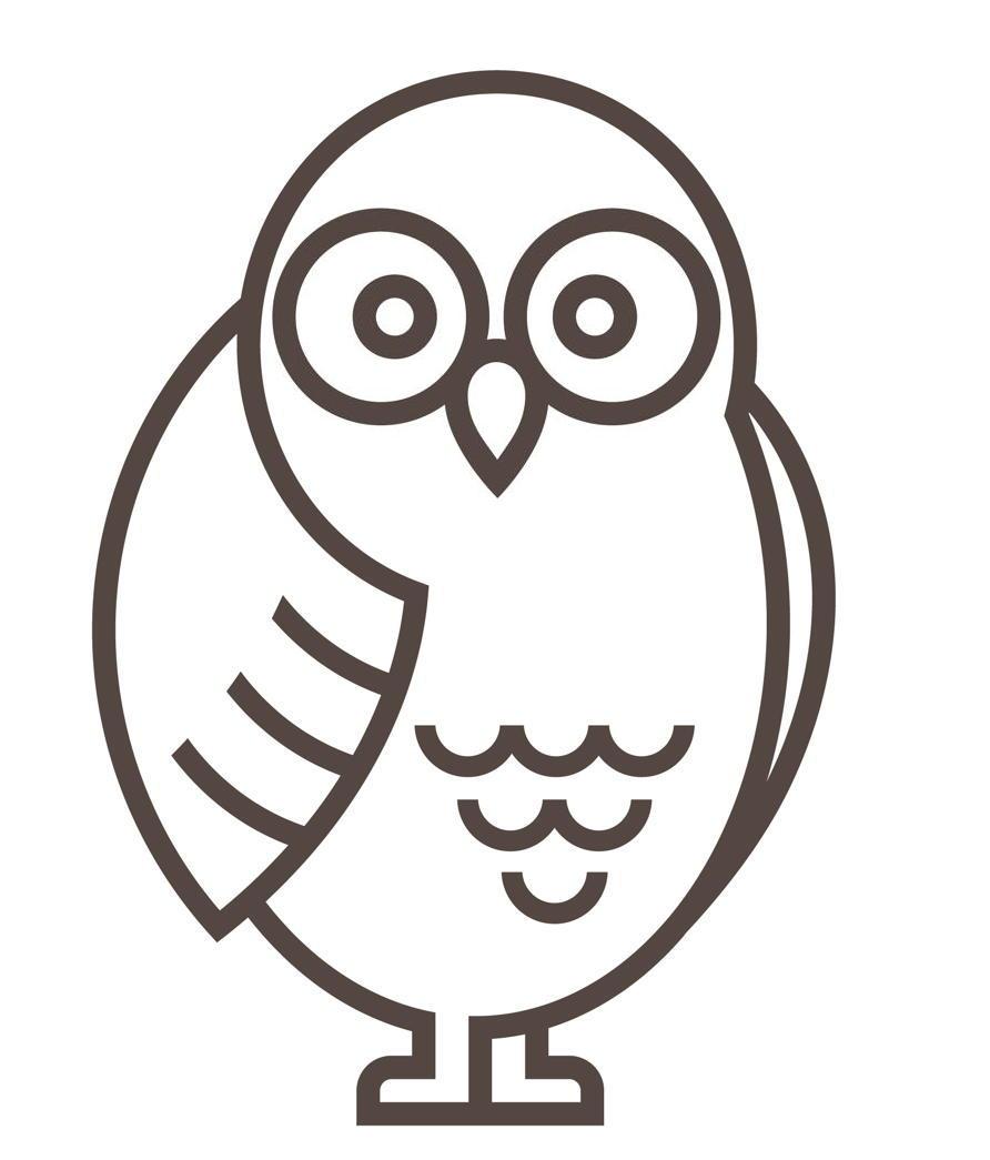 Mascot Owl