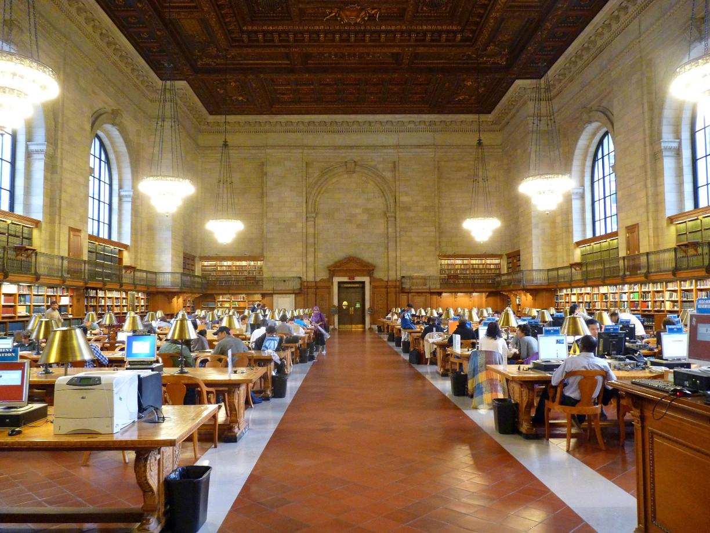 New York City Library