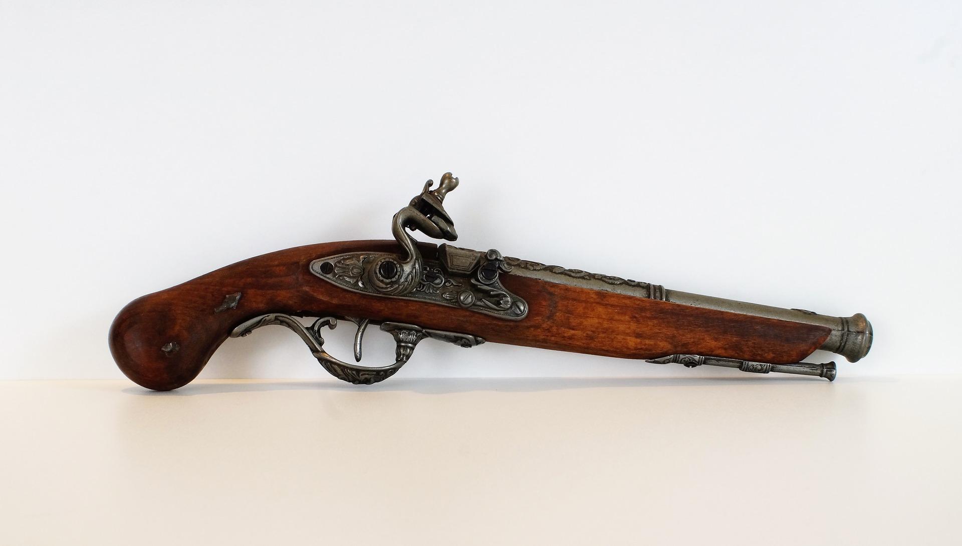 Muzzle Loading Pistol