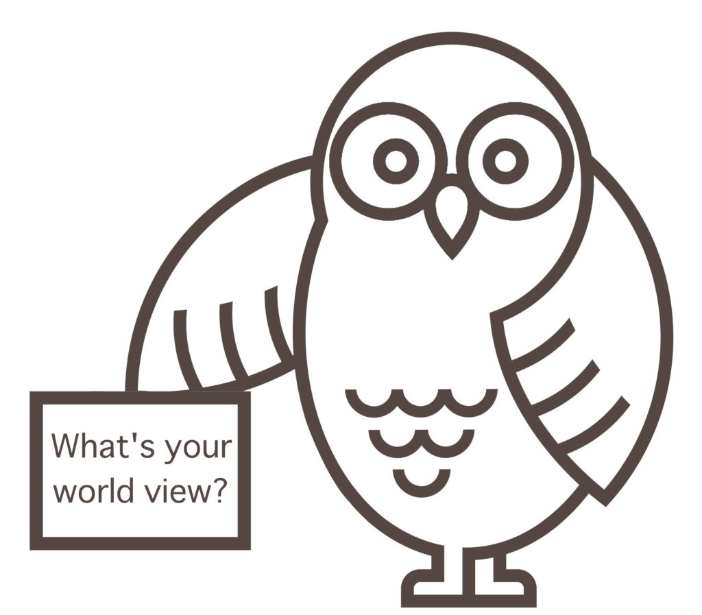 What's your world view?