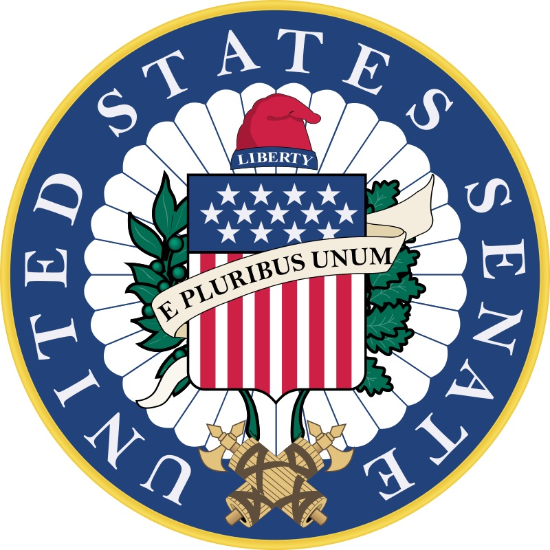 The Great Seal of the U. S. Senate