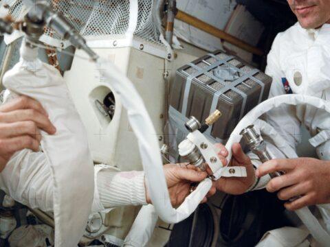 Apollo 13 CO2 patch
